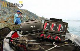 Peli Case 0945 CF memóriakártya tartó tok, Belső: 122x57x14 mm
