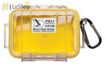 Peli Case 1010 Microcase műanyag tok - több színben! Belső méret: 11,1 cm x 7,3 cm x 4,3 cm
