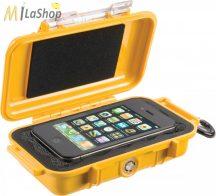 Peli Case 1015 Microcase műanyag tok - több színben, Belső: 13.1 × 6.7 × 3.5 cm
