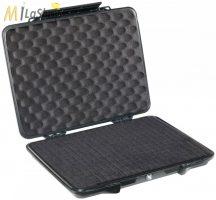"""Peli Case 1085 műanyag védőtáska, védőtok Tábla PC/Tablet, Apple iPad, Netbook, 14"""" col Laptop, e-Pad, külső merevlemez, stb.. részére, Belső: 363x263x50 mm"""