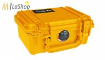 Peli 1120 műanyag táska, védőtok - több színben, választható felszereltséggel Belső: 184x121x78 mm