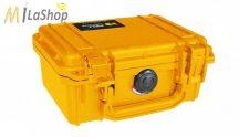 Peli Case 1120 műanyag védőtáska, védőtok - több színben, választható felszereltséggel Belső: 184x121x78 mm