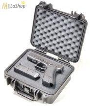 Peli 1200 műanyag táska, védőtok - több színben, választható felszereltséggel Belső: 235x181x105 mm
