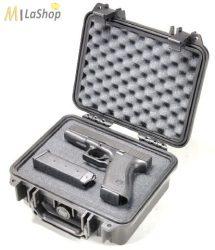 Peli Case 1200 műanyag védőtáska, védőtok - több színben, választható felszereltséggel Belső: 235x181x105 mm