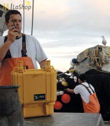 Peli 1300 műanyag táska, védőtok - több színben, választható felszereltséggel Belső: 251x178x156 mm