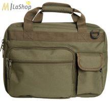 MIL-TEC táska kivehető laptop tartóval - Több színben!