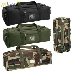 Mil-Tec utazótáska-tengerész zsák / hátizsákpánttal 72 l - több színben