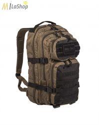 MIL-TEC RANGER taktikai hátizsák zöld/fekete 20 l