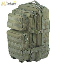 Mil-Tec taktikai hátizsák 36 literes, olívzöld