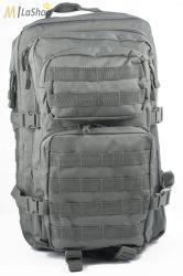Mil-Tec taktikai hátizsák 36 literes, Foliage/szürke