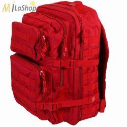 Mil-Tec taktikai hátizsák 36 literes, piros