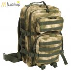Mil-Tec taktikai hátizsák 36 literes, Mil-TACS FG/terepszínű