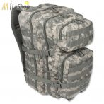 Mil-Tec taktikai hátizsák 36 literes, AT-Digital/terepszínű