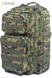 Mil-Tec taktikai hátizsák 36 literes, Marpat/terepszínű