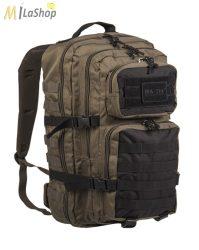 MIL-TEC RANGER taktikai hátizsák zöld/fekete 36 l