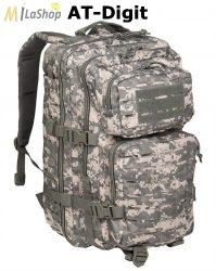 Mil-Tec Assault hátizsák- lézervágott molle rendszerrel - 36l, több színben (terepszínek)