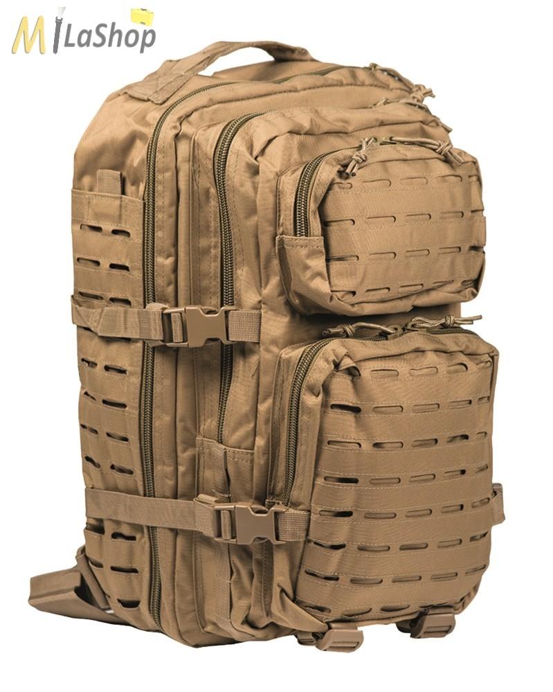 8e9182c510d2 Mil-Tec Assault hátizsák- lézervágott molle rendszerrel - 36l, több színben  (egyszínűek)