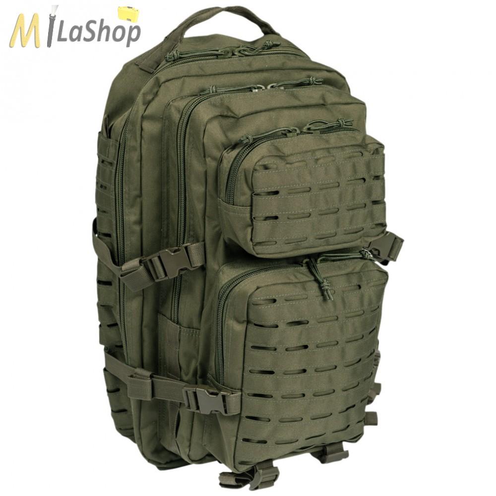 fcabde8ae699 Mil-Tec Assault hátizsák- lézervágott molle rendszerrel - 36l, több színben  (egyszínűek