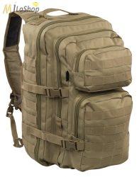 Mil-Tec egypántos/félvállas hátizsák 29 l - több színben (egyszínűek)