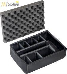 Fotós táska:  tépőzáras választófal (divider set)  Peli 1450 táskához