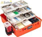 Peli AIR CASE 1465 EMS orvosi műanyag védőtáska, védőtok  Belső: 473 x 254 x 278 mm