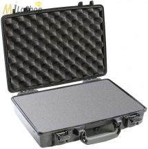 """Peli 1470 műanyag táska, tok 13"""" colos laptophoz/notebookhoz (vállpánt nélkül), választható felszereltséggel Belső: 397x265x95 mm"""
