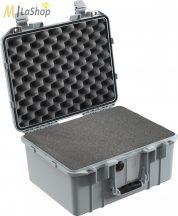 Peli AIR CASE 1507 műanyag táska, védőtok - több színben, választható felszereltséggel Belső: 385x289x216 mm