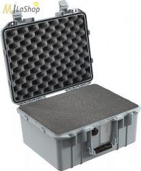Peli AIR CASE 1507 műanyag védőtáska, védőtok - több színben, választható felszereltséggel Belső: 385x289x216 mm
