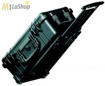Peli 1510 gurulós műanyag táska, Carry On bőrönd - több színben, választható felszereltséggel Belső: 502x280x193 mm