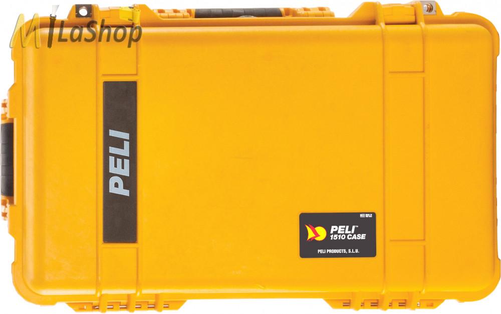 5a82bbca58f4 Peli 1510 gurulós műanyag táska, Carry On bőrönd - több színben,  választható felszereltséggel Belső