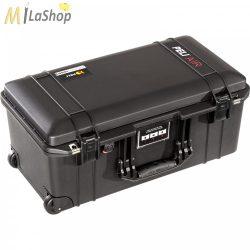 Peli AIR CASE 1556 kerekes, gurulós műanyag táska, védőtok, választható felszereltséggel Belső: 549 × 273 × 228 mm