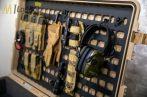 1560MP EZ Click MOLLE Panel - cserélhető mollés fedélrendező Peli Case 1560 védőtáskához