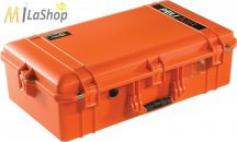 Peli AIR CASE 1605 műanyag táska, védőtok - narancs, ezüst, sárga színben, választható felszereltséggel Belső: 660x356x213 mm