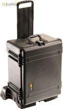 Peli 1620M gurulós műanyag táska, védőtok terepre, választható felszereltséggel  Belső: 545x417x318 mm