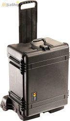 Peli Case 1620M gurulós műanyag védőtáska, védőtok terepre, választható felszereltséggel  Belső: 545x417x318 mm