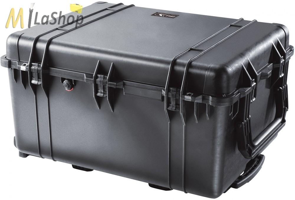 8fdc73cce5e0 Peli 1630 gurulós műanyag táska, védőtok, fotós táska, kamera táska,  választható felszereltséggel Belső: 704x533x394 mm