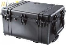 Peli 1630 gurulós műanyag táska, védőtok, fotós táska, kamera táska, választható felszereltséggel Belső: 704x533x394 mm