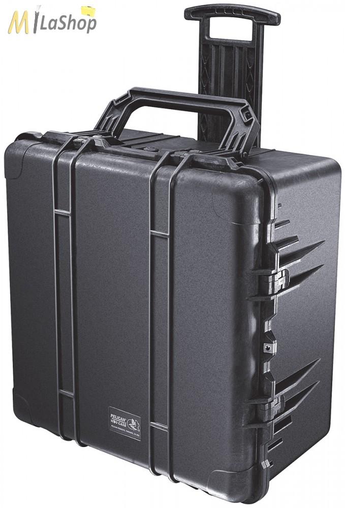 d91a18ea5f1e Peli 1640 gurulós műanyag táska, védőtok, fotós táska, kamera táska,  választható felszereltséggel Belső: 602x610x353 mm