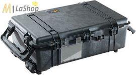 Peli Case 1670 gurulós műanyag védőtáska, védőtok , választható felszereltséggel Belső: 713x419x233 mm