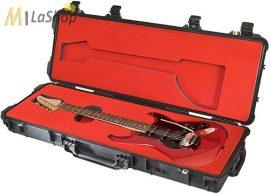 """Peli Case 1720 gurulós műanyag védőtáska, 42"""" Puska bőrönd - fegyvertáska, választható felszereltséggel Belső: 1067x343x133 mm"""