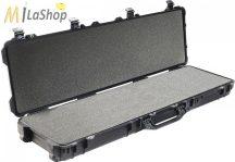 Peli Case 1750 gurulós műanyag védőtáska, védőtok, fegyvertáska, választható felszereltséggel Belső: 1283x343x133 mm