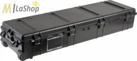 Peli Case 1770 gurulós műanyag védőtáska, védőtok, fegyvertáska választható felszereltséggel Belső: 1386x396x219 mm