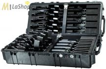 Peli Case 1780HL gurulós műanyag védőtáska, védőtok, fegyvertáska, fegyvertok, választható felszereltséggel