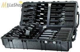 Peli 1780HL gurulós műanyag táska, védőtok, fegyvertáska, fegyvertok, választható felszereltséggel