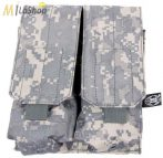 MFH 30615 Tároló Zseb/tártartó - dupla - több színben