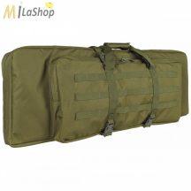 MFH fegyvertáska hátizsákpánttal - Rifle Bag, 2 fegyvernek, több színben - 95 x 35 x 8 cm