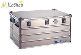 Zarges K470 alu tartály, alu doboz - IP 67 - több méretben