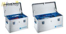 Zarges Eurobox - alumínium szerszámosláda kétféle méretben