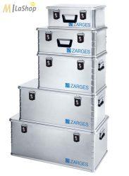 ZARGES-Box Mini-Midi-Maxi aludoboz - több méretben
