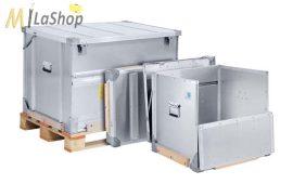 Zarges RetouЯ® összecsukható alumínium konténer - kétféle méretben
